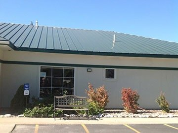 Metal Roof Replacement Ready Roofing