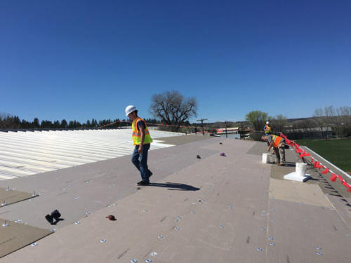 single-ply-roof-installation